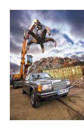 desguaces de camiones en madrid